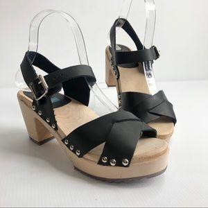 MIA Swedish Clogs Gertrude Sandals
